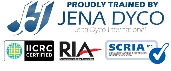Jenas Certifications for cleaning services
