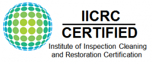 IICRC certified cleaning company