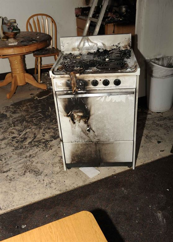cooking-stove-fire-damage