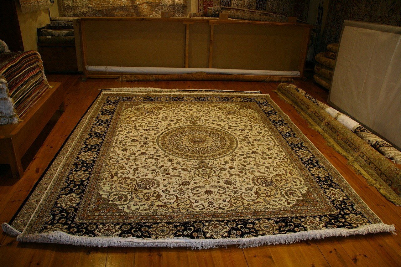 rug-cleaning-in-Melbourne-warehouse