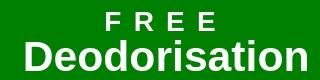 free deodorisation