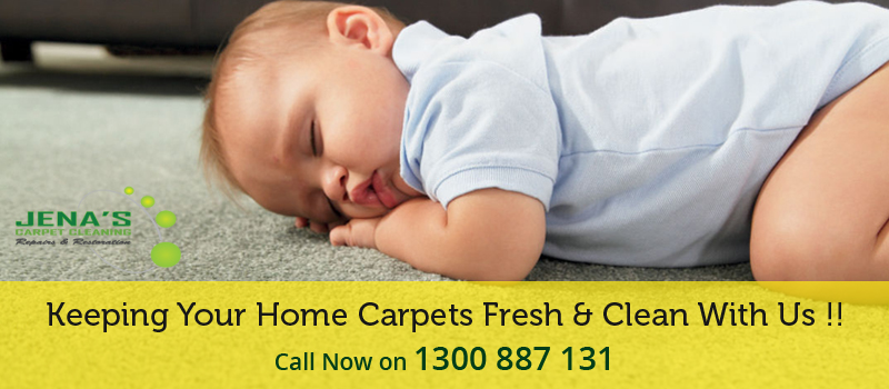 keeping carpets fresh